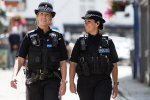 Surrey Police - become a volunteer